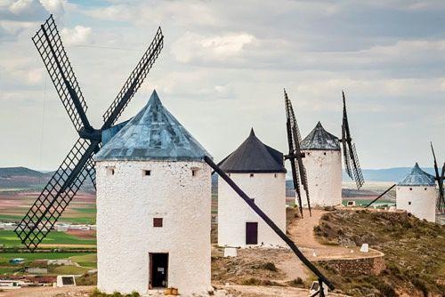 Molinos La Mancha